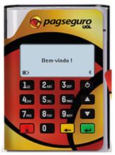 Mobi Pin 10 OagSeguro - maquina de Cartão para iPhone e iPAd - Android
