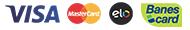 Bandeiras de Cartões que passam na Maquininha iFood Pocket