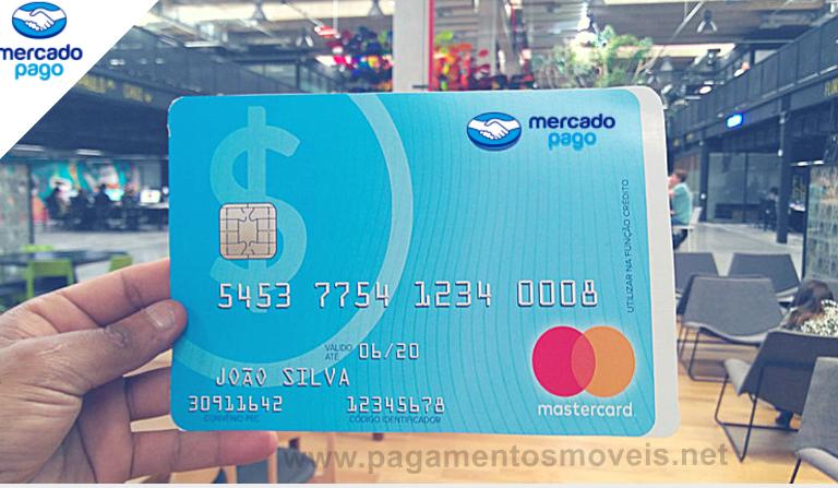 Cartão Mercado Pago - Pré-Pago Mastercard