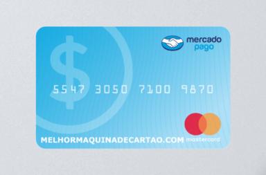 Cartão Pré-Pago Mercado Pago Mastercard Internacional