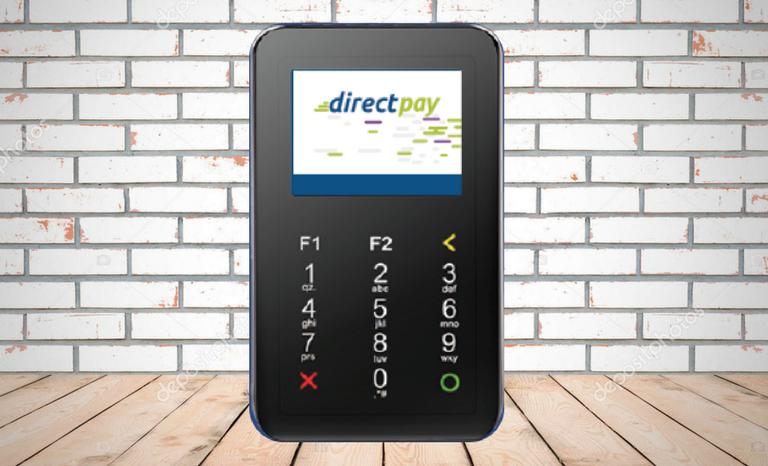 DirectPay Maquininha de Cartões
