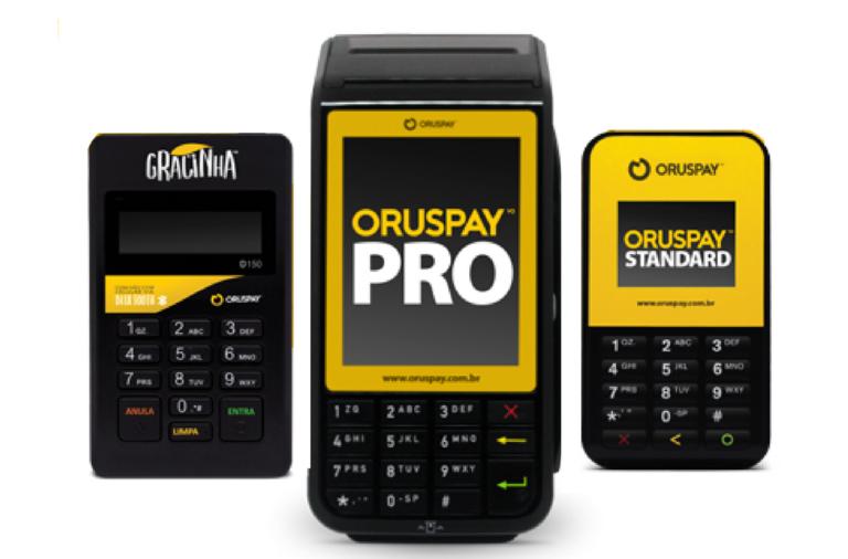 Gracinha Oruspay, Oruspay pro, Oruspay Standard