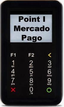 Elo Visa e Mastercard - Aceitos na Máquina de Cartão Point I - Mercado Pago