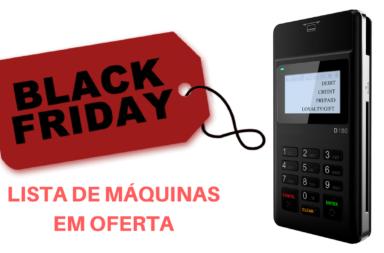 Máquinas de Cartões em Oferta da Black Fridaypng