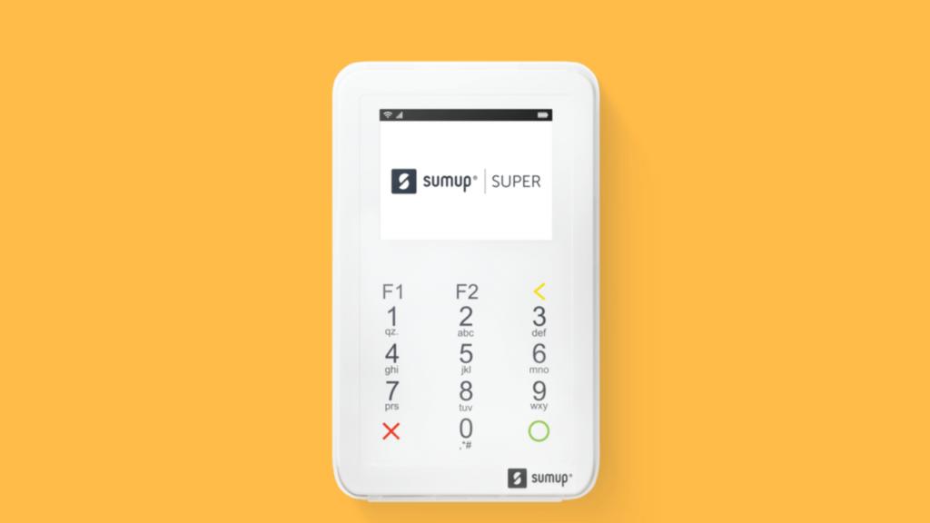 SumUp Super Máquina de cartões