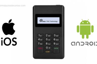 Maquininha-de-Cartões-D150-PAX-Android-e-iOS