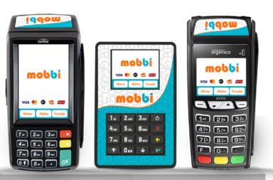Mobbi Pag - Máquinas de Cartões MP20, GPOS400 e ICT250