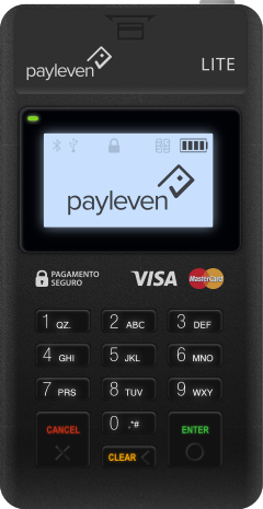 Payleven Lite - Android iOS - Visa, Master Elo, Hipercard