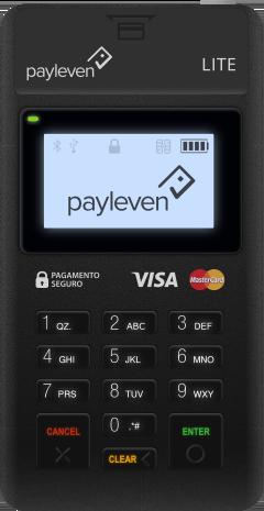 Elo Visa e Mastercard - Aceitos na Payleven Lite - Android iOS - Visa, Master Elo, Hipercard