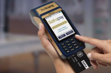 SafraPay - Adquirente Máquinas de Cartões