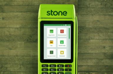 Stone Máquina de Cartões WiFi