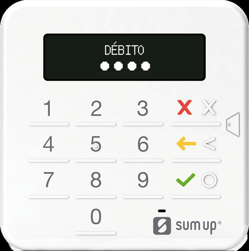 SumUp Top Máquina de Cartões Android e iOS