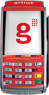 Getnet - Maquininha de Cartões
