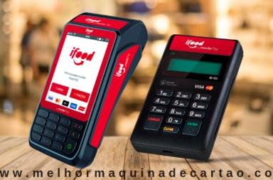 iFood Movile Pay Melhor Máquina de Cartão