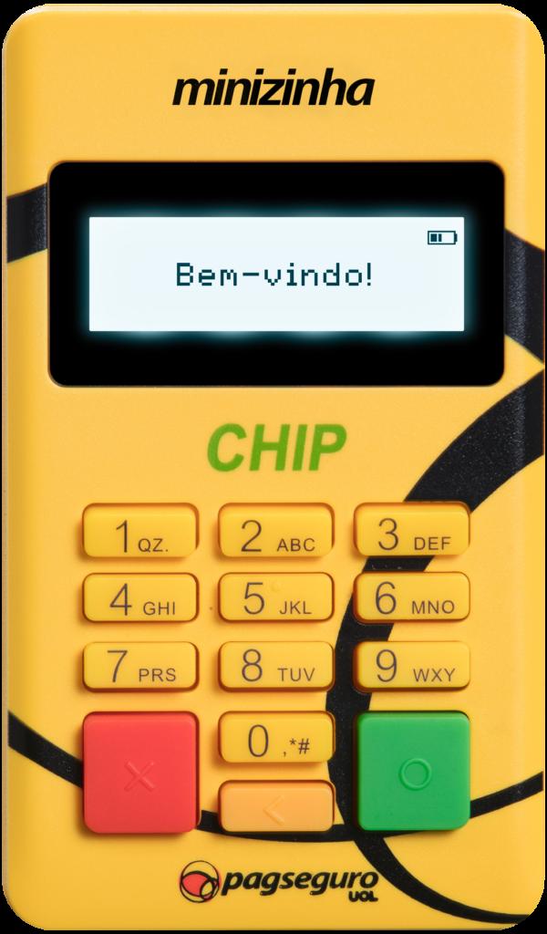 Minizinha Chip WiFi